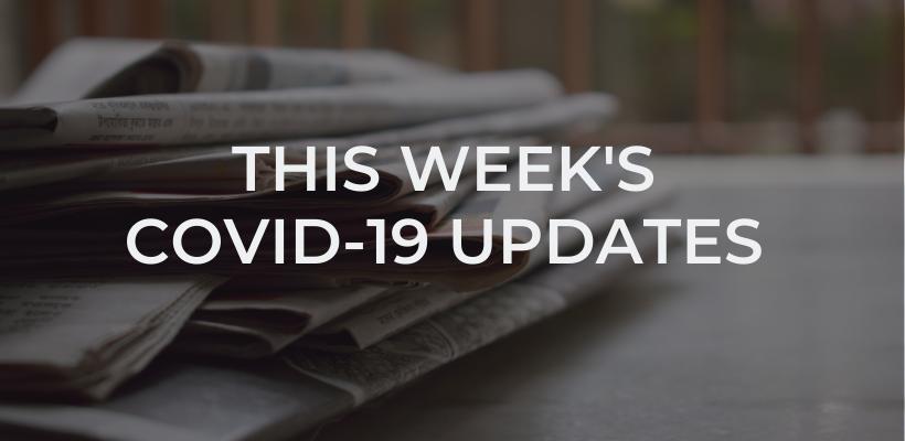 Covid Latest Updates 2